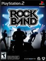 Hra pre Playstation 2 Rock Band