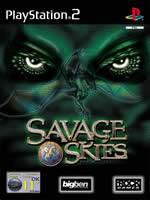 Hra pre Playstation 2 Savage Skies