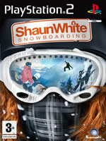 Hra pre Playstation 2 Shaun White Snowboarding