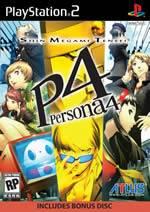 Hra pre Playstation 2 Shin Megami Tensei: Persona 4