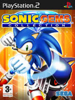 Hra pre Playstation 2 Sonic Gems Collection