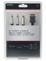 Príslušenstvo pre Playstation 3 PS3 S-Video AV kábel
