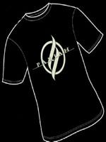 Herné tričko tričko Pariah (černé - veľkosť L)