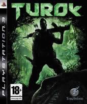 Hra pre Playstation 3 Turok