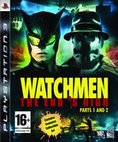 Hra pre Playstation 3 Watchmen: The End is Nigh