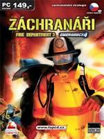 Hra pro PC Záchranáři (Fire Department 3 + Emergency 4) (ABC)