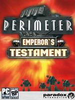 Hra pre PC Perimeter: Emperors Testament