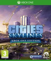 hra pro Xbox One Cities: Skylines