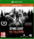 Dying Light: The Following (Enhanced Edition) + samolepka
