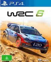 hra pre Playstation 4 WRC 6