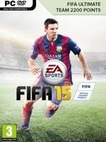 Hra pro PC FIFA 15 - 2200 FUT POINTS