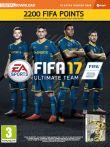 Hra pro PC FIFA 17 - 2200 FUT Points