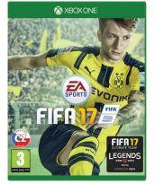 hra pre Xbox One FIFA 17 CZ