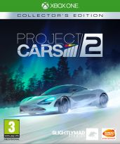 hra pro Xbox One Project CARS 2 (Collectors Edition)