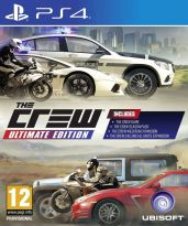 hra pro Playstation 4 The Crew (Ultimate Edition)