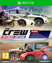 hra pre Xbox One The Crew (Ultimate Edition)