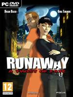 Hra pre PC Runaway 3: Osudový zvrat