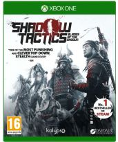 hra pro Xbox One Shadow Tactics: Blades of the Shogun