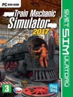 Hra pro PC Train Mechanic Simulator 2017
