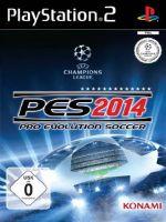Hra pre Playstation 2 Pro Evolution Soccer 2014