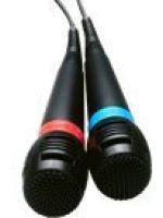 Príslušenstvo pre Playstation 3 Drôtové mikrofóny pre PS2 a PS3