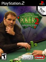 Hra pre Playstation 2 World Championship Poker 2