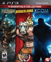 Hra pre Playstation 3 2K Essentials Collection