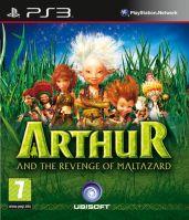Hra pre Playstation 3 Arthur 2: And the Revenge of Maltazard
