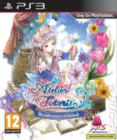 Hra pre Playstation 3 Atelier Totori: The Adventurer of Arland