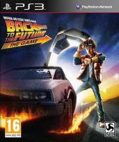 Hra pre Playstation 3 Back to the Future: The Game