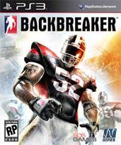 Hra pre Playstation 3 Backbreaker