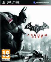 Hra pre Playstation 3 Batman: Arkham City