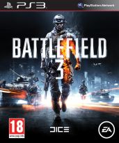 Hra pre Playstation 3 Battlefield 3 (Limited Edition)
