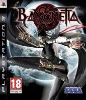 Hra pre Playstation 3 Bayonetta