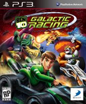 Hra pre Playstation 3 Ben 10: Galactic Racing