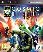 Hra pre Playstation 3 Ben 10 Ultimate Alien: Cosmic Destruction