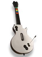 Príslušenstvo pre Playstation 3 Bezdrôtová rocková gitara pre PS2 a PS3