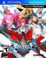 Hra pre PS Vita Blazblue: Chrono Phantasma [US verze]