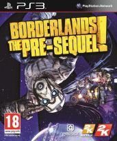 Hra pro Playstation 3 Borderlands: The Pre-Sequel