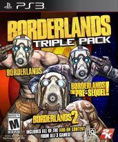 Hra pre Playstation 3 Borderlands Triple Pack