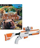 Hra pre Playstation 3 Cabelas Big Game Hunter 2012 + puška