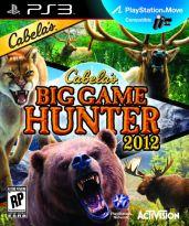 Hra pre Playstation 3 Cabelas Big Game Hunter 2012