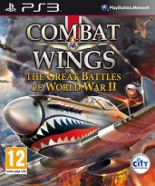 Hra pre Playstation 3 Combat Wings: The Great Battles of WWII