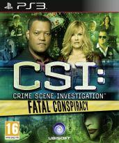 Hra pre Playstation 3 CSI: Fatal Conspiracy