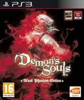 Hra pre Playstation 3 Demons Souls (Black Phantom Edition)