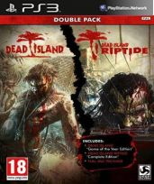 Hra pro Playstation 3 Dead Island Double Pack