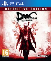hra pre Playstation 4 DmC: Devil May Cry (Definitive Edition)
