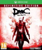hra pre Xbox One DmC: Devil May Cry (Definitive Edition)