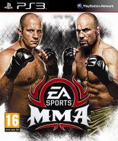 Hra pro Playstation 3 EA Sports MMA