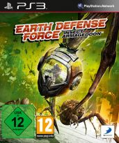 Hra pre Playstation 3 Earth Defense Force: Insect Armageddon